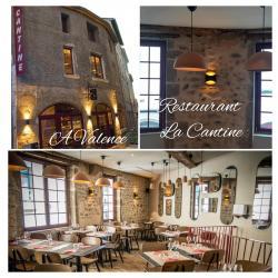 Installation électrique et Eclairage du Restaurant LA CANTINE à Valence (26000)