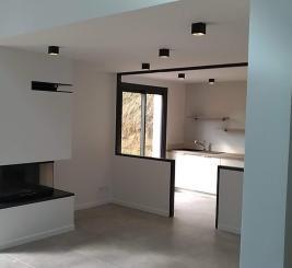 ECLAIRAGE - Cuisine / salon à Montoison (26800)